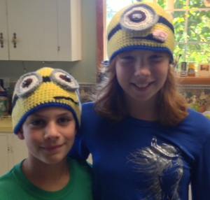 Minion Hat Models