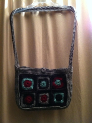 Mo Messenger bag