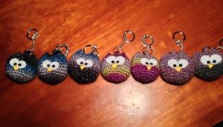 Seven Owls for Seven Keys